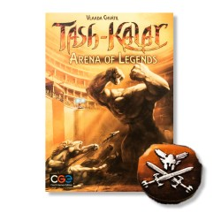 Tash Kalar: Arena of Legends (inglés)