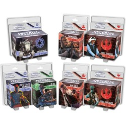 Star Wars Imperial Assault: Pack OLEADA 1