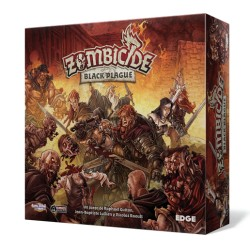 Zombicide: Black Plague (Castellano)