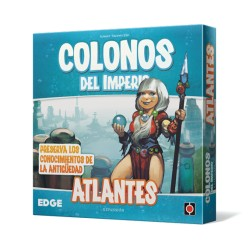 Colonos del Imperio: Atlantes