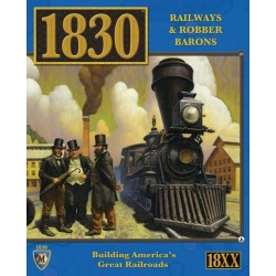 1830 Railways & Robbers Barons - North East US