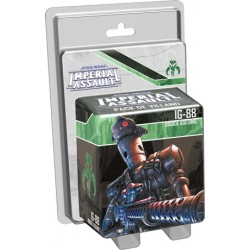 Star Wars: Imperial Assault - IG-88 Pack de Villano