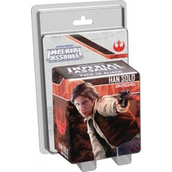Star Wars: Imperial Assault - Han Solo Pack de Aliado