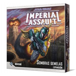 Star Wars: Imperial Assault - Sombras gemelas