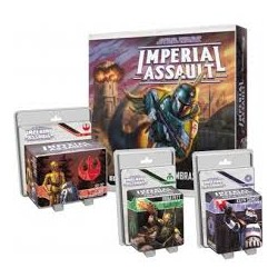 Star Wars Imperial Assault: Pack OLEADA 2