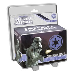 Star Wars: Imperial Assault - Soldados de asalto Pack de Villano