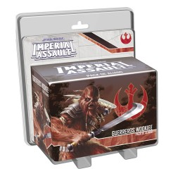 Star Wars: Imperial Assault - Guerreros wookiee Pack de Aliado