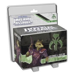 Star Wars: Imperial Assault - Asesinos a sueldo Pack de Villano