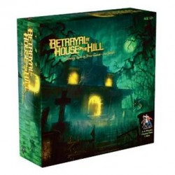 Betrayal at House on the Hill (Inglés)
