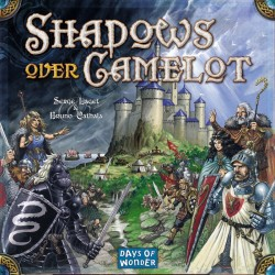 Shadows over Camelot (Inglés)