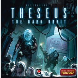 Theseus: The Dark Orbit (Inglés)