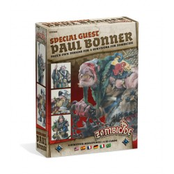 Zombicide Black Plague Special Guest Box – Paul Bonner