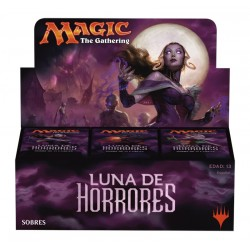 Magic The Gathering -  Caja de sobres de Luna de Horrores