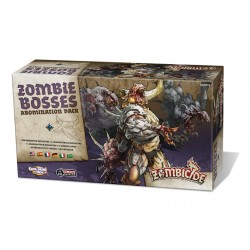 Zombicide: Black Plague - Zombie Bosses - Abomination Pack