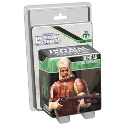 Star Wars Imperial Assault: Dengar, Asesino despiadado