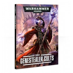 Warhammer 40,000 CODEX GENESTEALER CULTS (Castellano - Tapa blanda)