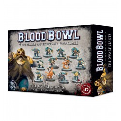 Blood Bowl 2016 - The Dwarf Giants