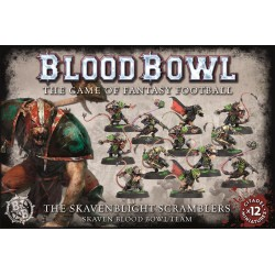 Blood Blowl 2016 - Skavenblight Scramblers