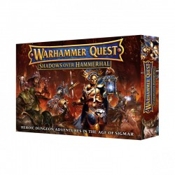 Warhammer Quest - Shadows Over Hammerhal (Español)