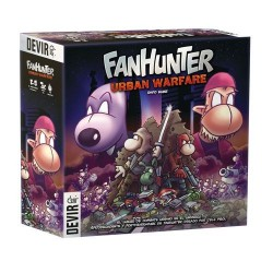 FANHUNTER - URBAN WARFARE