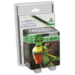 Star Wars Imperial Assault: Greedo