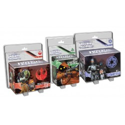 Star Wars Imperial Assault: OLEADA 8
