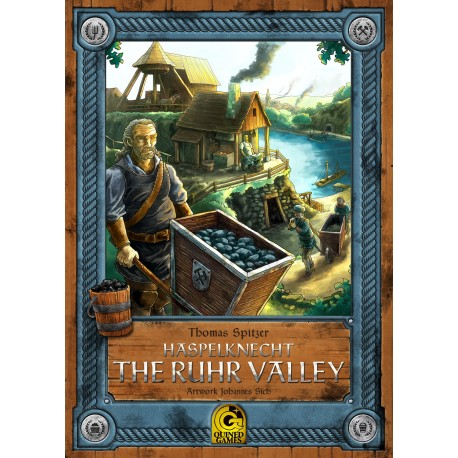 Master Print: Haspelknecht - The Ruhr Valley (Inglés)