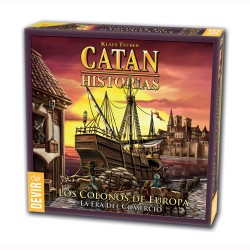 CATAN - LOS COLONOS DE EUROPA
