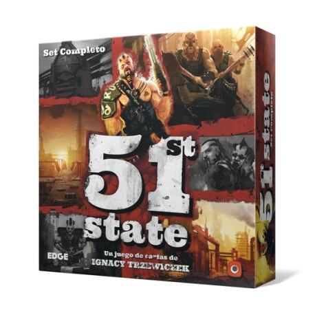 51st State: Set Completo