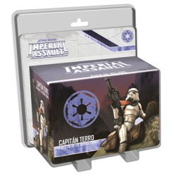 Star Wars Imperial Assault: Capitán Terro