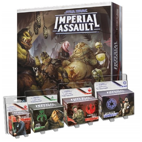 Star Wars Imperial Assault: OLEADA