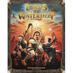 Lords of Waterdeep (Inglés)