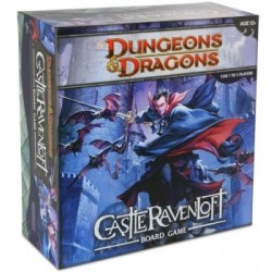 D&D - Castle Ravenloft (Inglés)