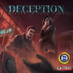Deception: Murder in Hong Kong (Inglés)