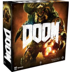 Doom: The BoardGame (Inglés)