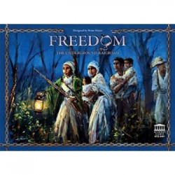 Freedom: The Underground Railroad (Inglés)
