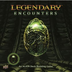 Legendary Encounters: An Alien Deck Building Game (Inglés)