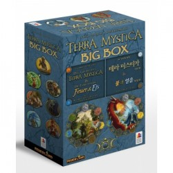 Terra Mystica: Big Box (Alemán)