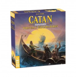 Catan - Piratas y Exploradores