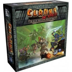 Clank! In! Space! (Inglés)
