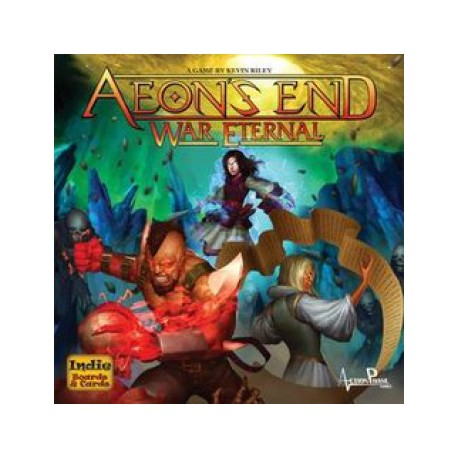Aeon's End War Eternal (Inglés)