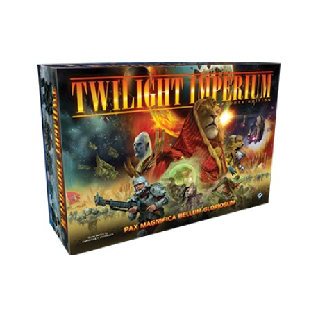 Twilight Imperium 4th Ed. (Inglés)