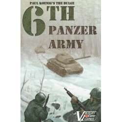 Paul Koenig's 6th Panzer Army (Inglés)