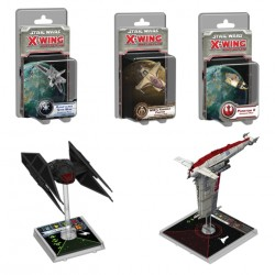 [Pre-Venta] Star Wars X-wing: Pack de Naves 6