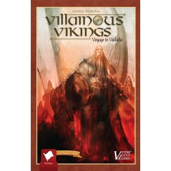 Villainous Vikings, 2nd Edition (Inglés)