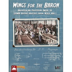 Wings for the Baron (Inglés)