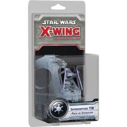 Star Wars X-wing: Interceptor TIE