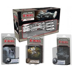 Star Wars X-wing: Pack de Naves 7