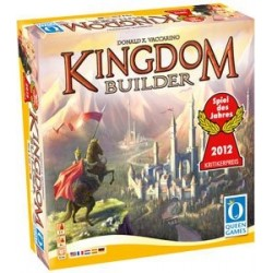 Kingdom Builder (Inglés)
