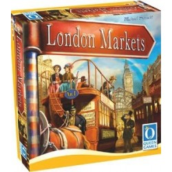 London Markets (Inglés)